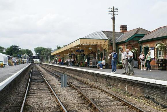 Sheringham North Norfolk Railway
