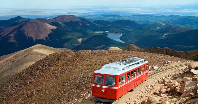 Manitou Springs, ColoradoManitou & Pike's Peak Cog Railway