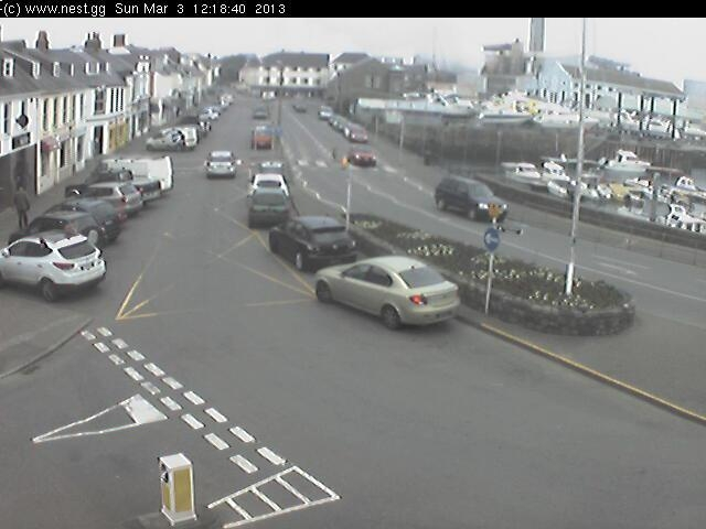 Live camera St Sampson, Guernsey, Channel Islands The Bridge, Guernsey.