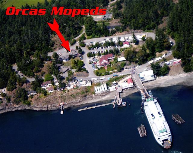 Ferry Terminal Orcas Island